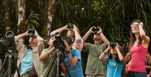 SVBC bird walk participants