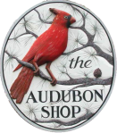 The Audubon Shop logo