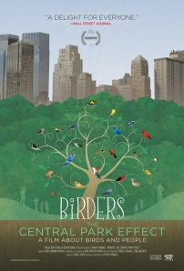 Birders-The Central Park Effect