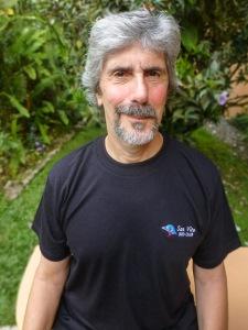 Little Black Tee Shirt SVBC 2014. Runway Model Michael Olivieri.
