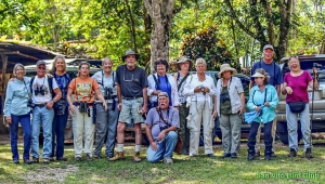 SVBC at Los Chocuacos (photo by Henry Barrantes).